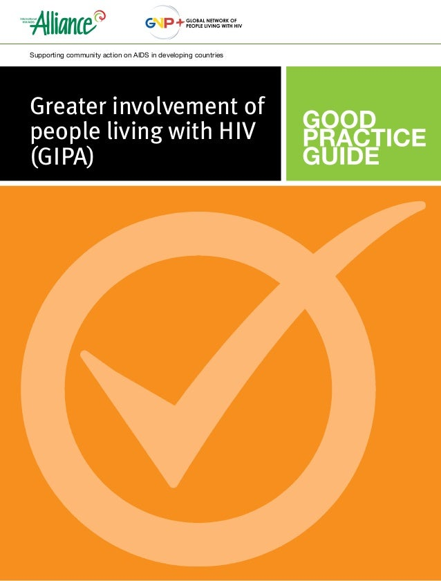 introduction | 1 Supporting community action on AIDS in developing countries Greater involvement of people living with HIV...