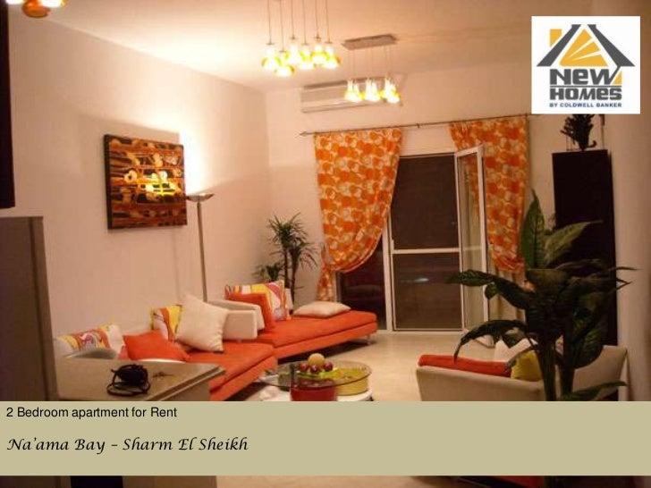2 Bedroom apartment for Rent        <br />Na'ama Bay– Sharm El Sheikh<br />