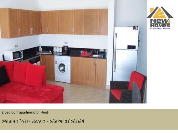 2 bedroom apartment for Rent<br />Naama View Resort– Sharm El Sheikh<br />