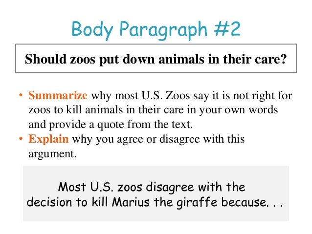essay on animals should be kept in captivity Argumentative essay 5 paragraph instructions should animals be kept in captivity explain whether you are for or against animals in captivity in a five.