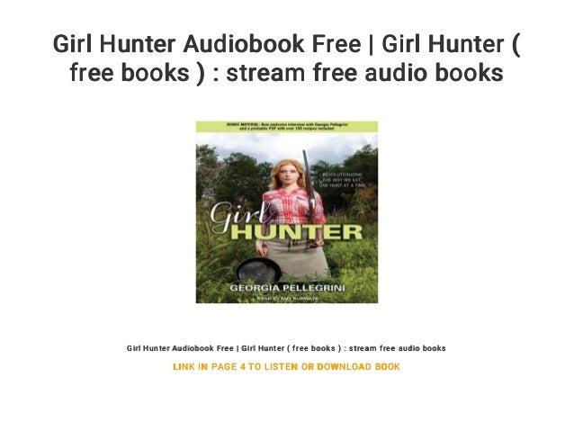 Girl Hunter Audiobook Free | Girl Hunter ( free books