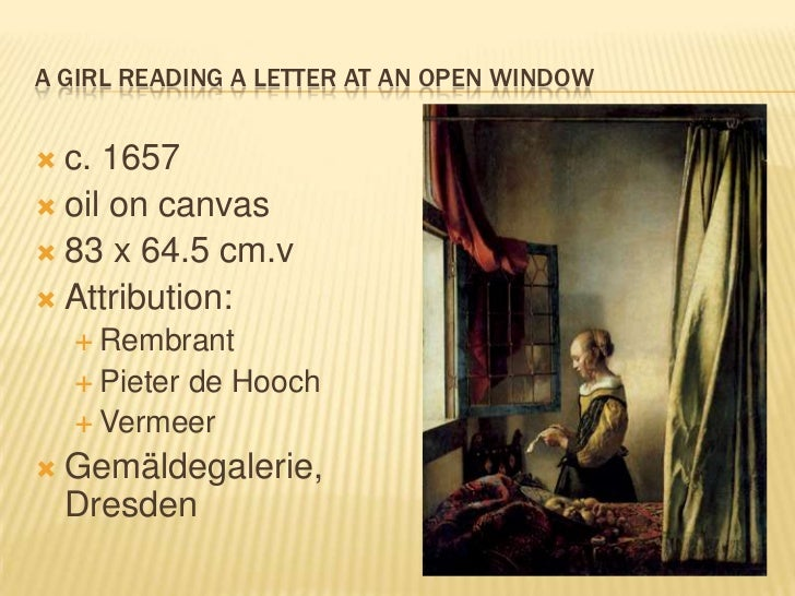 girl reading a letter at an open window reading a letter by an open window 21954
