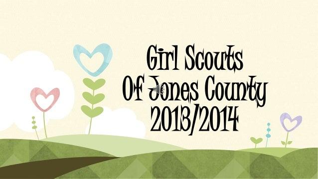 Girl Scouts Of Jones County 2013/2014