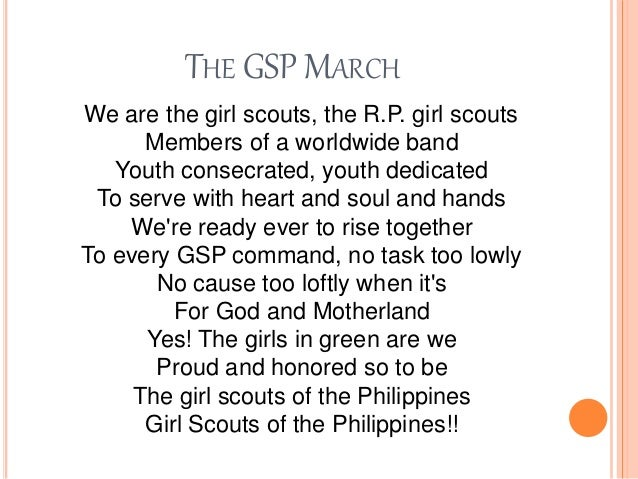 girl scout songs