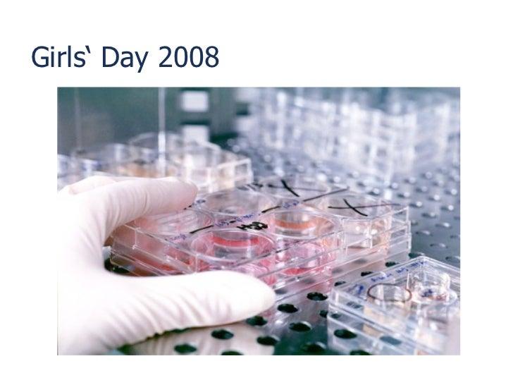 Girls' Day 2008