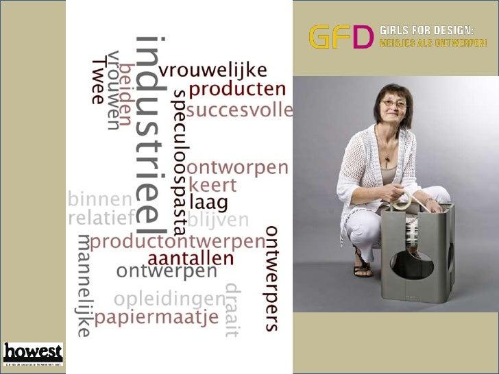 Girls For Design Week Van Het Ontwerpen 09