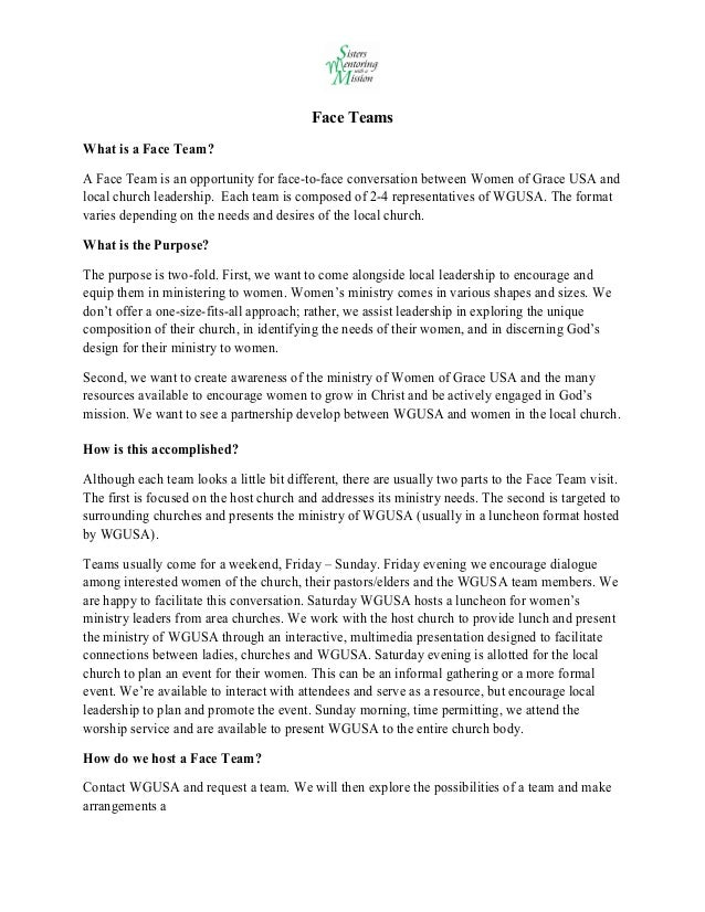 Starting a Girls ministry packet PDF