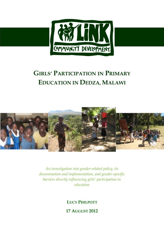 This report has been compiled by Lucy Philpott, a student studying MSc Africa andInternational Development at the Universi...