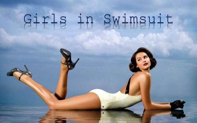 Girls in Swimsuit