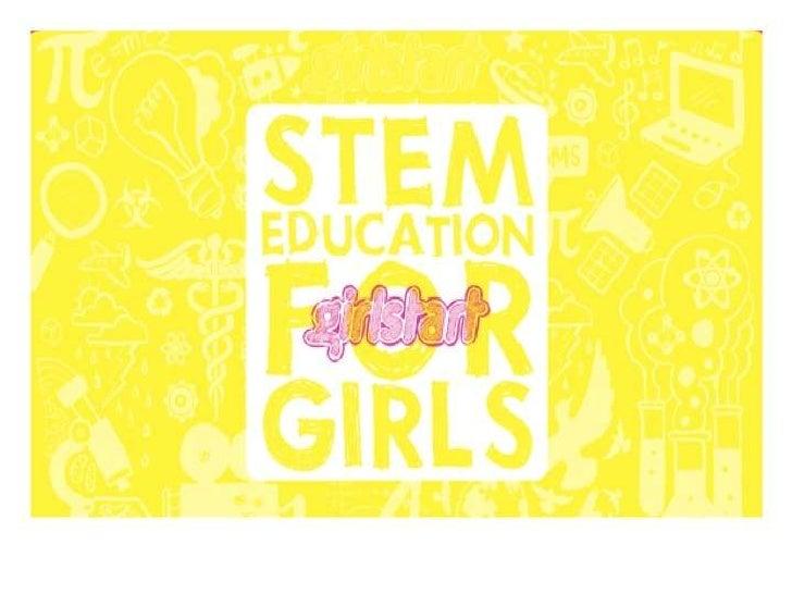 Girlstart slideshow 2011