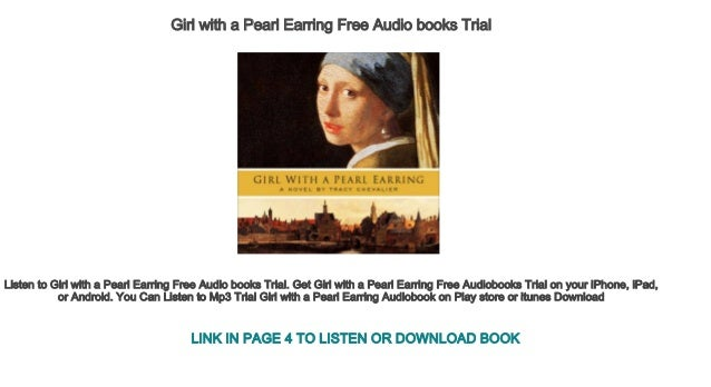 Girl earring pearl the the pdf with book