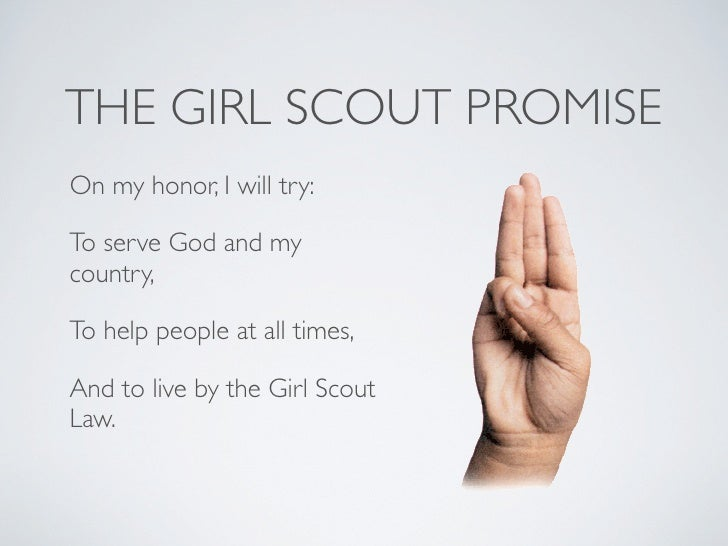 Girl Scouts Of The Usa Girl Zone Thesis Presentation