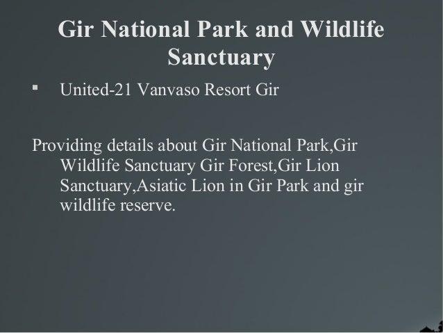 Gir National Park and Wildlife  Sanctuary   United-21 Vanvaso Resort Gir  Providing details about Gir National Park,Gir  ...