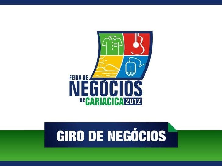 DataData: 28 e 29 de junho, das 14h às 18hLocal: Feira de Negócios de CariacicaTrevo de Alto Lage, BR 262.