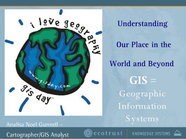 GIS Kids Day: Understanding Our Place in the World and Beyond