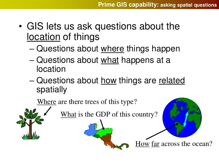 spatial modelling in gis pdf