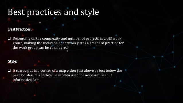Disclaimer The GIS map disclaimer is an element that is used by most public agencies and many private companies to protect...