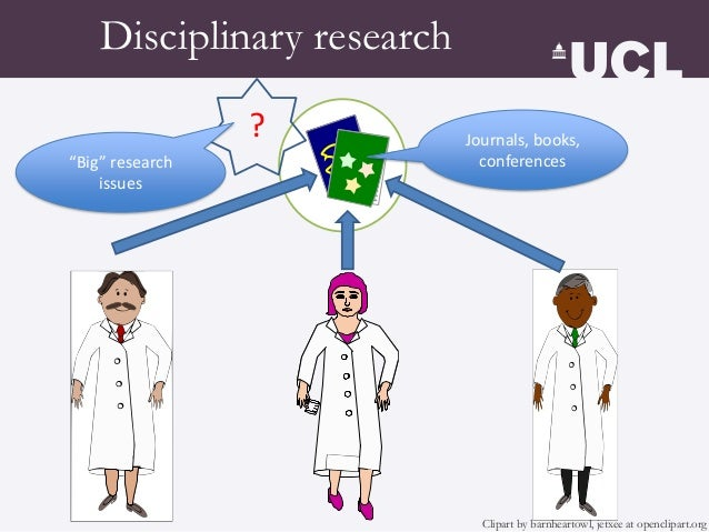 Transdisciplinary research ?