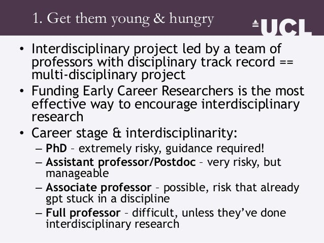 Evaluation feedback • 2007 UCL Research Challenges Board: The reason why the project seemed so high risk …. is it clear th...