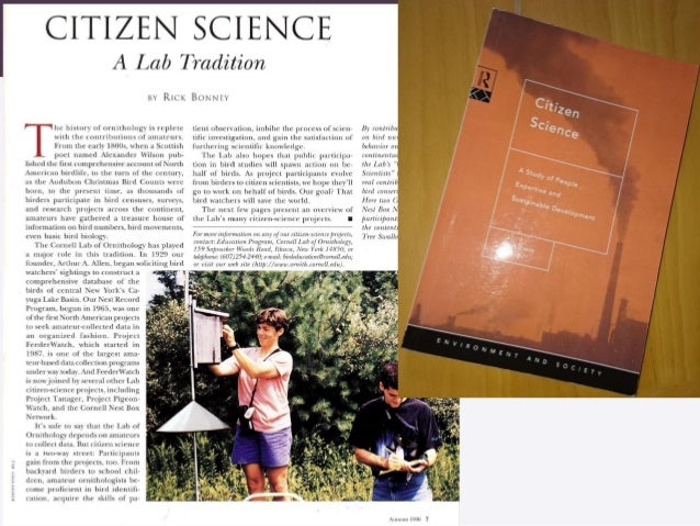 """GIScience and Citizen Science as interdisciplinary fields • """"GIS software is hard to use unless you have sufficient knowle..."""