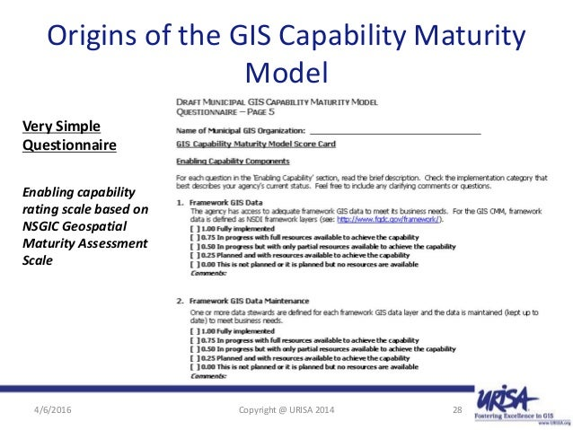 an examination of the capability maturity Management maturity model, the it capability maturity framework (it cmf), and  an  an examination of which reveals some evolution in thought processes.