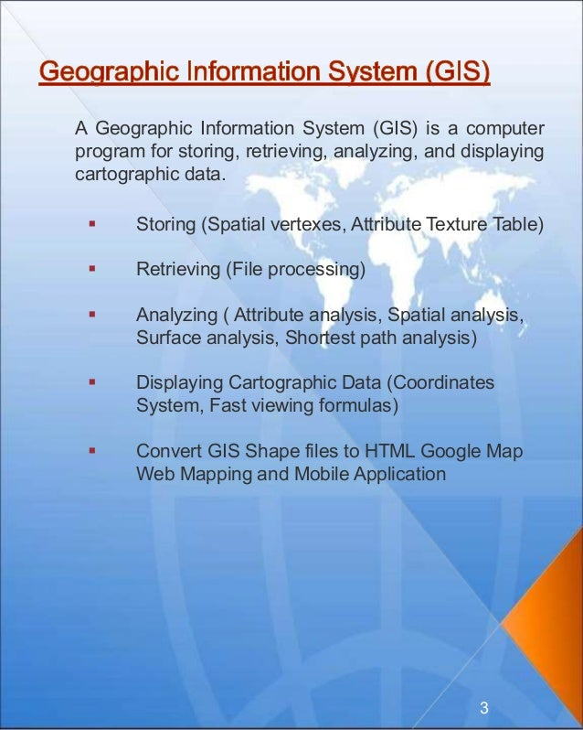 First GIS Software that Convert GIS Shape files to HTML Google Map We…