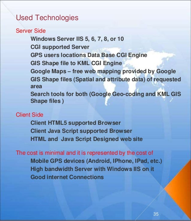 First Arabian Egyptian GIS and GPS Software by Arab Egypt