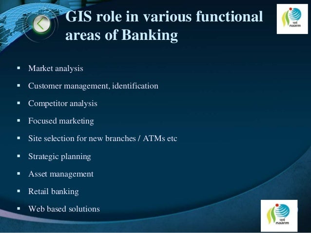 Gis in banking (1) final