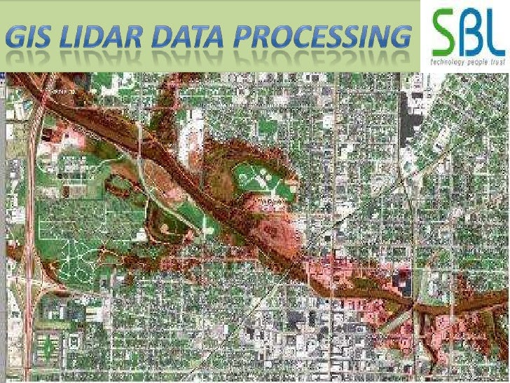 GIS LiDAR DATA PROCESSING<br />