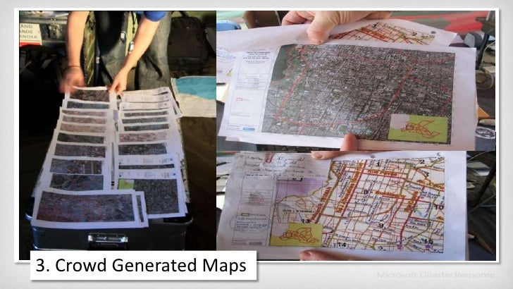 3. Crowd Generated Maps<br />