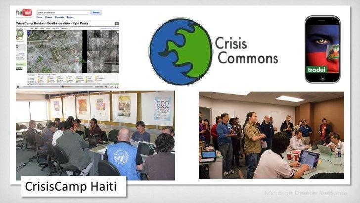 CrisisCamp Haiti<br />