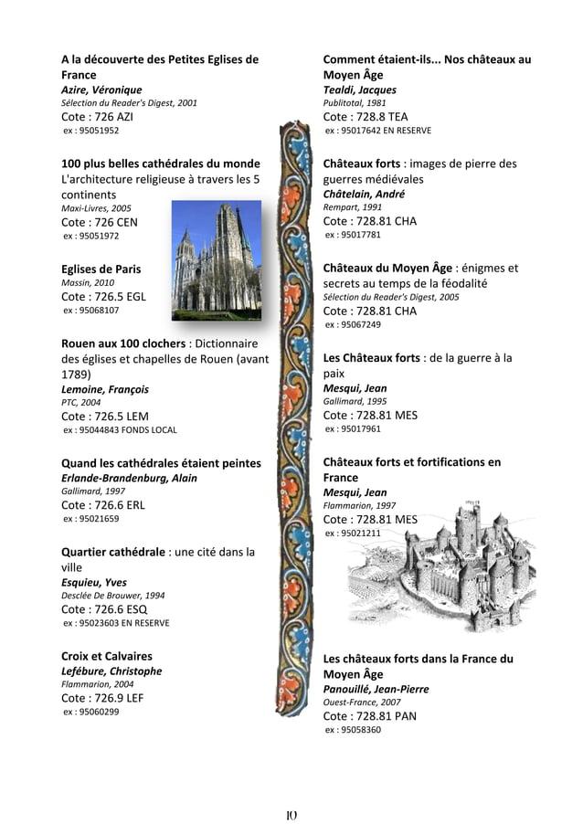 11 Le stuc : Visage oublié de l'art médiéval Somogy éd. d'art, 2004 Cote : 731.2 STU ex : 95060345 EN RESERVE Monnaies méd...