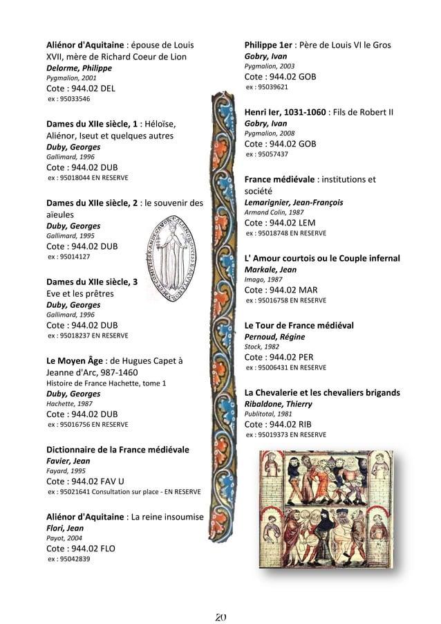 21 La France des Templiers Aubarbier, Jean-Luc Sud-Ouest, 2007 Cote : 944.021 AUB ex : 95067236 Le Procès des Templiers Ba...