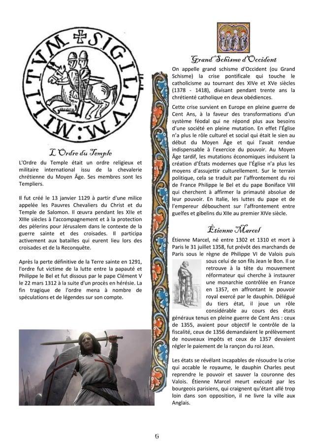 7 Documentaires La chrétienté médiévale Baschet, Jérôme La Documentation française, 2005 Cote : 248 BAS ex : 95048851 EN R...