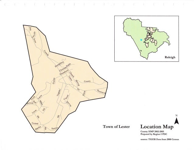 GIS Planning Using GIS for County Multi Hazard Mitigation Plan HMP