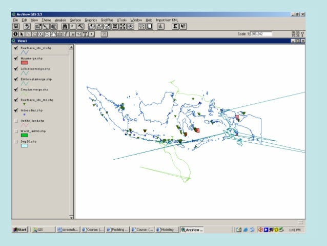 MESPOM Introduction to Spatial Analysis with GIS Course Project