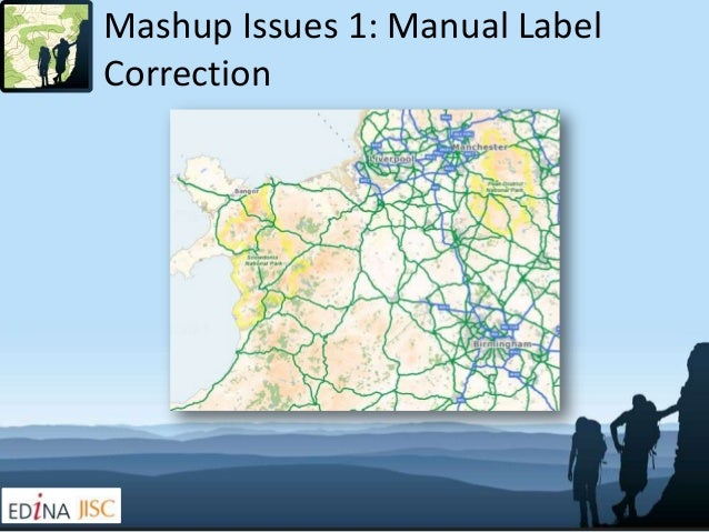 Mashup Issues 1: Manual LabelCorrection