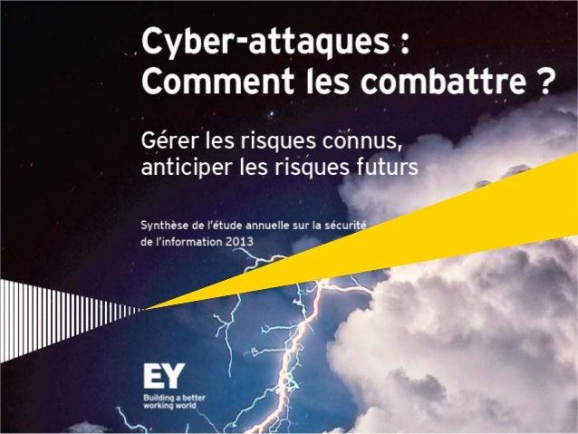 Page 2 Pascal Antonini Associé EY Cette année encore, le Global Information Security Survey d'EY souligne une amélioration...