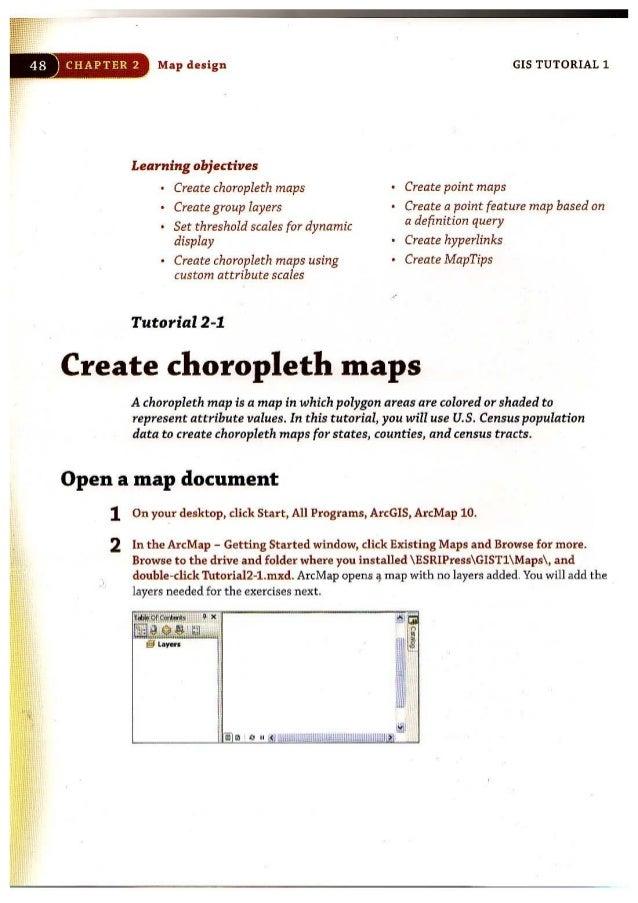 Gistutorial1basicworkbook 56 48 1chapter 2 sciox Gallery