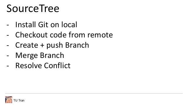 Sourcetree Cheat Sheet