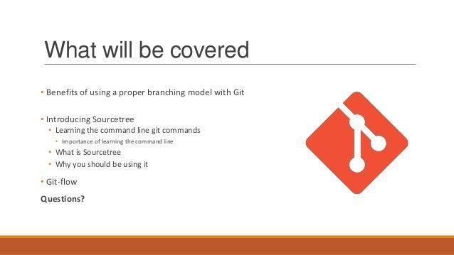 Git flow - branching model for Git Slide 2