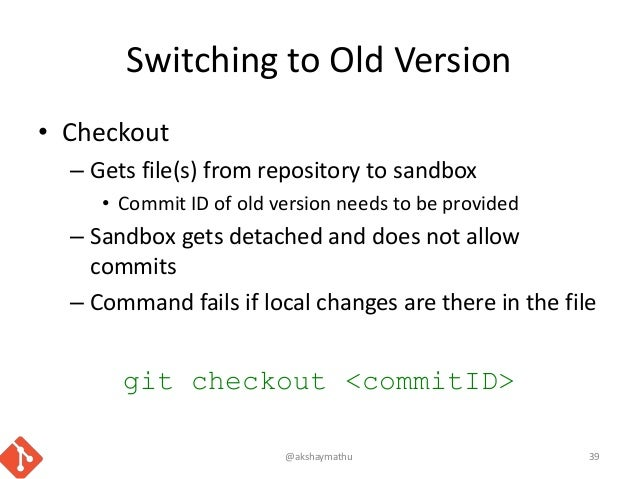 git checkout commit id file
