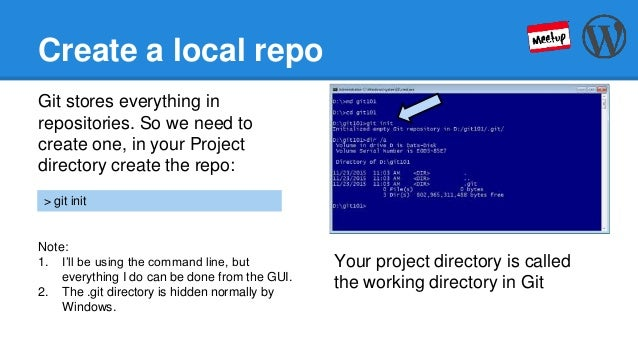 how to create a repository in github using command line