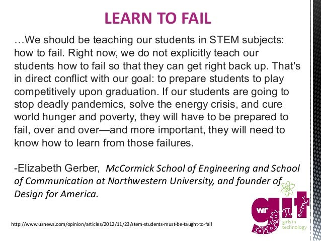 Girls in Technology DC - Session #3: Embracing Fear & Learning to Fai…
