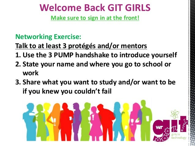 Girls in Technology DC - Session #3: Embracing Fear & Learning to Fail - 01/24/2017 Slide 2