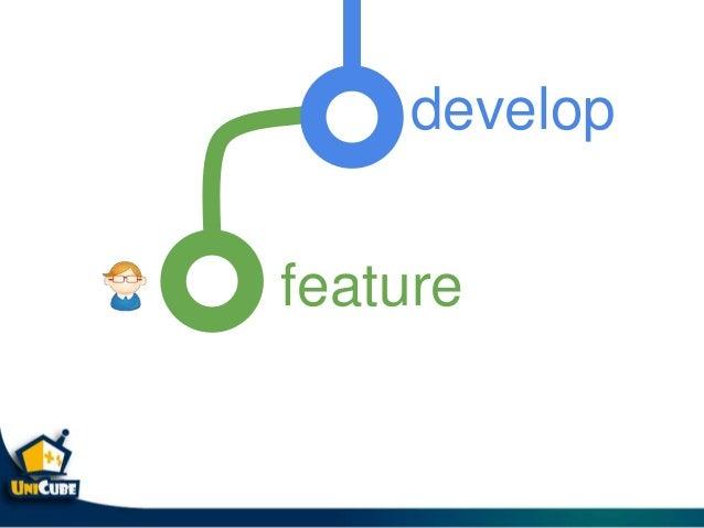 master develop