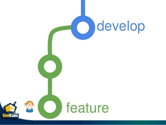 master develop feature feature