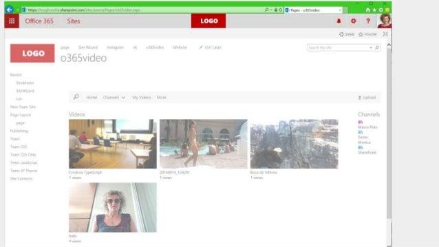 GitHub and Office 365 video Munich