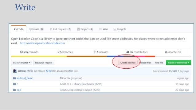 GitHub for Technical Documentation
