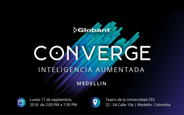 CONVERGE is an event that brings together some of the best creative minds in the industry for one amazing day of igniting ...